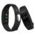 Bluetooth Monitor De Freqüência Cardíaca Pulseira Smartband ID107 Academia Flex Pulseira para iOS Android PK xiomi mi Banda 2 fitbits inteligente
