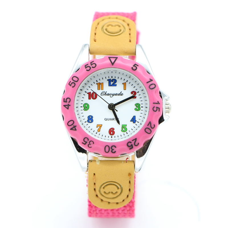 New Ladies Women Kids Band Watches Dress Watchwrist Stylish Casual Quartz Kids Watch For Girl Boy Gift Relogio Relojes