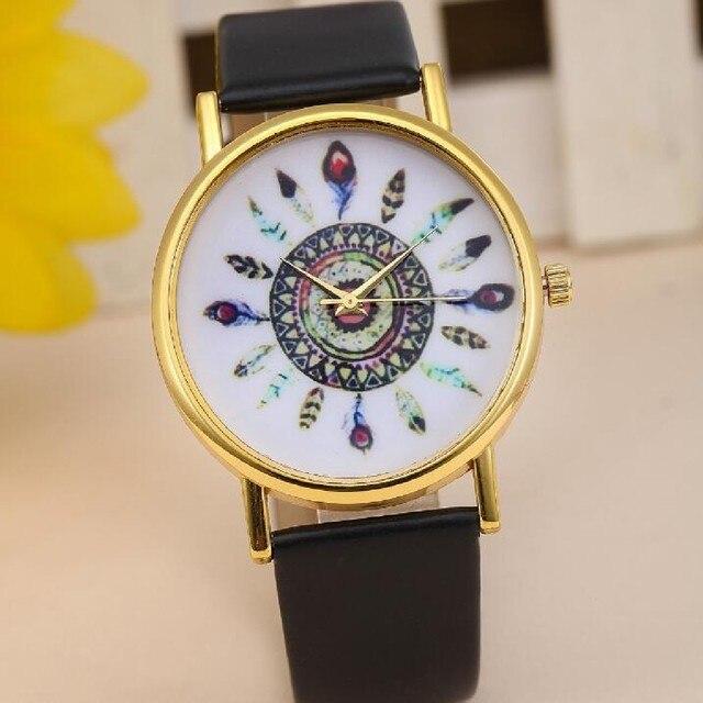 Zegarek damski Indian Feather różne kolory
