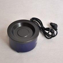 Black Melting Keratin Glue Hot Pot Constant Temperature Glue Pot /Hair Extension Tools Professional Bearty Salon Ues Only