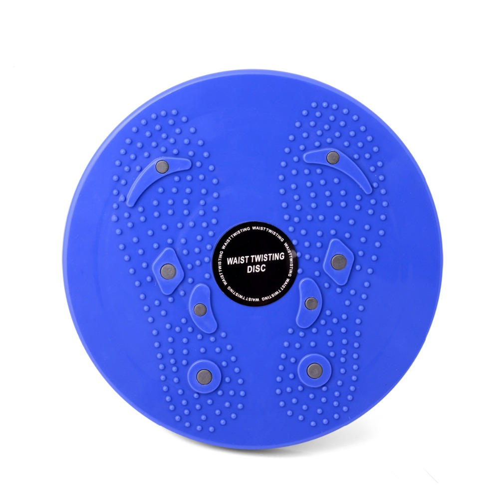 Waist Twisting Disc Balance Board Fitness Equipment for Home Body Aerobic Rotating Sports Magnetic MassagePlate Exercise Wobble