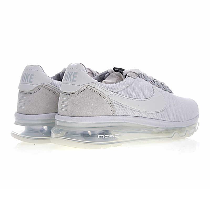 Tênis de Corrida dos homens Nike Air Max LD-Zero, Originais Esportes Sapatos Tênis Ao Ar Livre, Cinza, leve respirável 848624-004