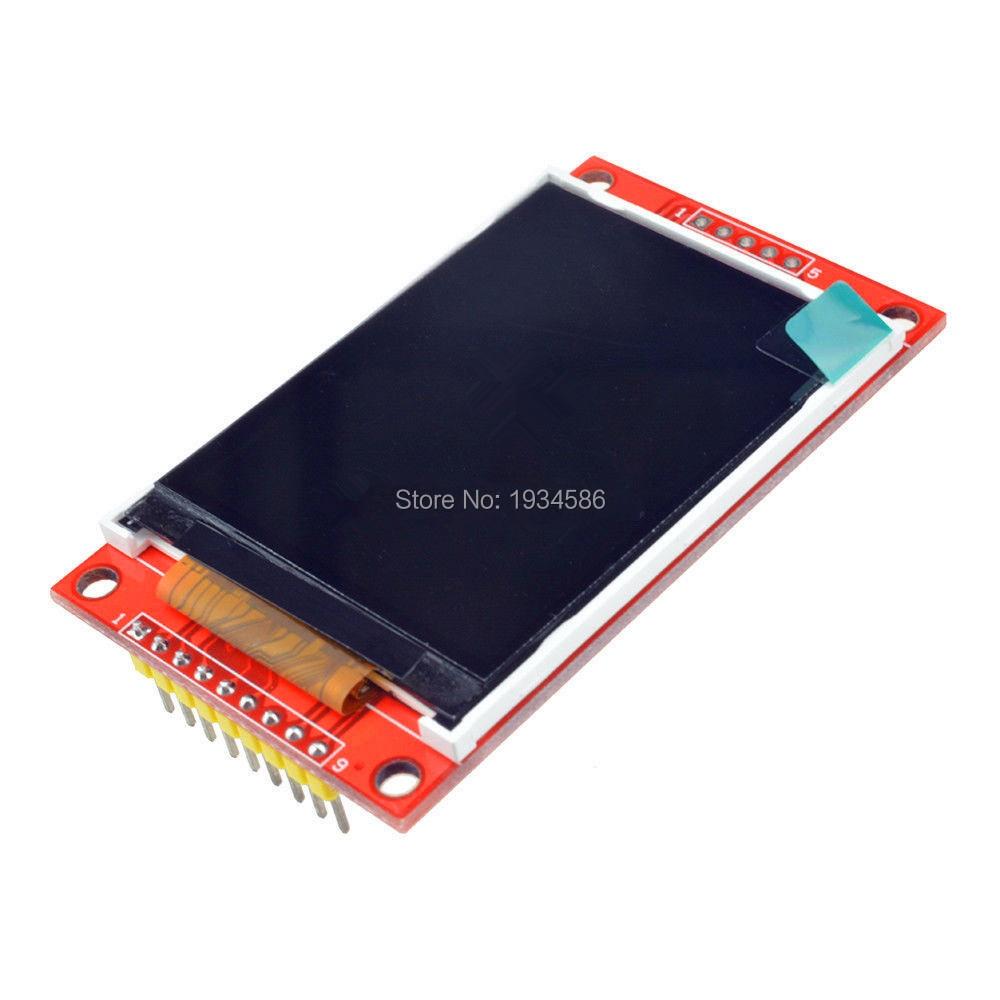 "2.2/"" LCD 2.2 inch SPI TFT LCD Display ILI9341 240x320 51//AVR//STM32//ARM//PIC"