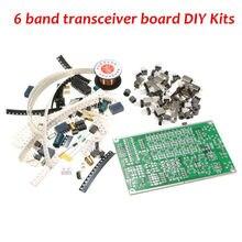 6-полосный HF SSB6.1 Коротковолновое Радио Трансивер Доска DIY Kit