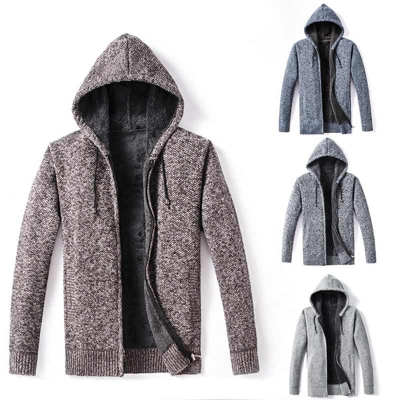 e5372fbc0 Detail Feedback Questions about LAAMEI fashion Hooded Coat Overcoat ...