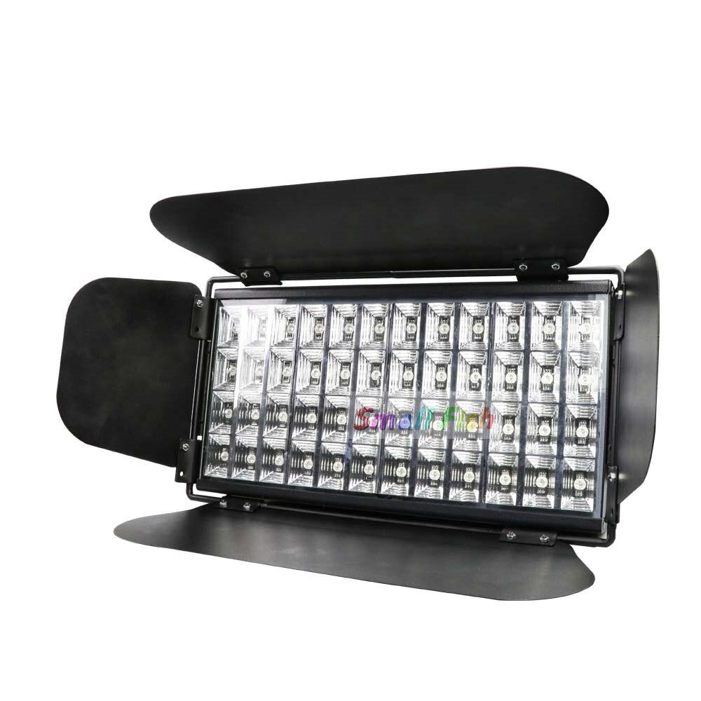 48 LEDS Strobe Licht Voor Dj Disco Party Flash Licht Voor Stage Club RGB Kleurmenging Blinder Effect Dj laser Lights Club - 2