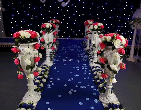 Wedding centerpiece road lead ancient roman candlestick forest wedding centerpiece road lead ancient roman candlestick forest wedding decoration furnishing articles junglespirit Gallery