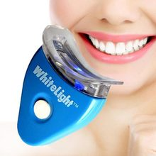 Dropshipping Hot Sale 1Pc Electric Dental Teeth Whiting Original White LED Light Tooth Whiten Toothpaste Gel Whitener Oral Care(China)