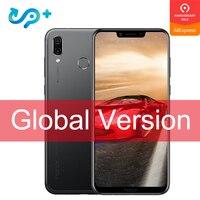 Первоначально Глобальный Версия huawei Honor Play 4G 6 4G 6,3 дюймов Kirin 970 Octa Core мобильный телефон Dual сзади Камера игры телефон Face ID
