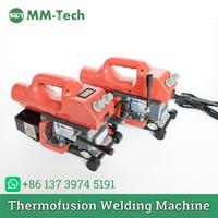 Membrane Welder / HDPE Geomembrane Welding Machine / Overlap Hot Wedge Welder