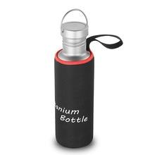 750 ml Titanium Water Bottles