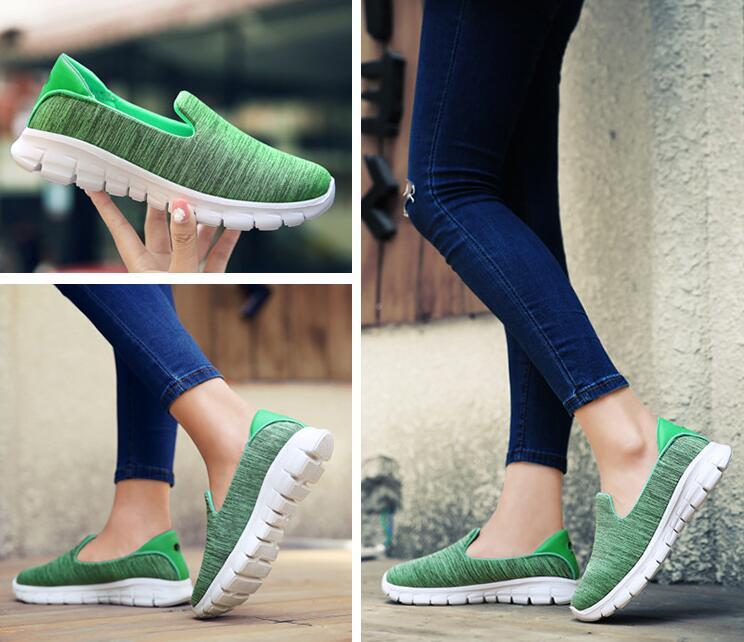 Aumento Mujeres 3 14 2019 11 Zapatos 7 9 Cuñas 13 Tamaño 2 Slim Oscilación Casual Luz 10 1 Transpirable Altura Slip 6 De 12 Plataforma Trabajo 8 5 4 Perezoso Gran rH8qrxAw