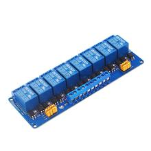 3.3V 5V 12V 24V 8 Channel Relay Module High and low Level Tr
