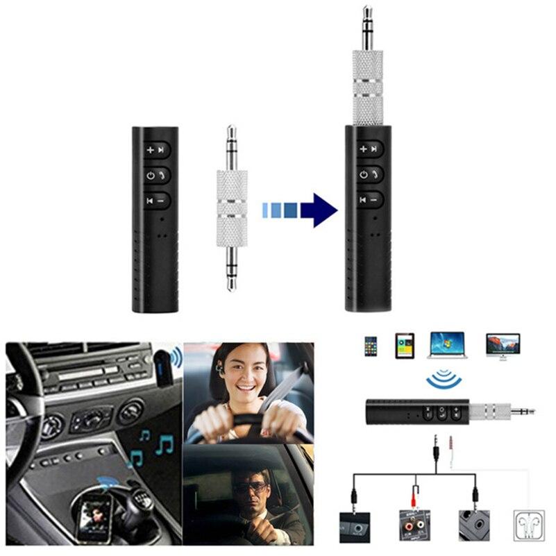 Car AUX Bluetooth Handsfree Receiver Adapter For Lada Granta Largus Kalina 4x4 Priora 2110 2109 110 Niva Priora Vaz Samara Vida