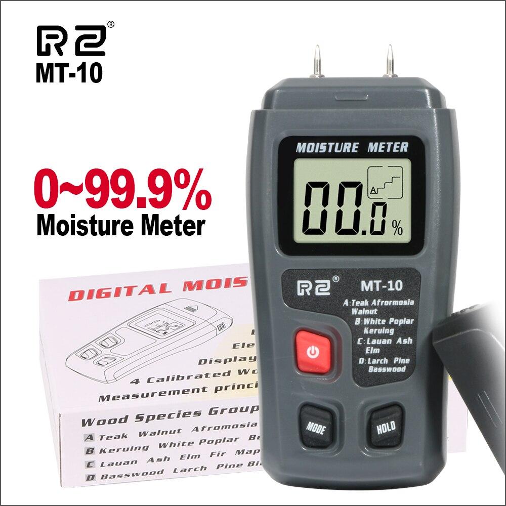 Analysatoren Angemessen Rz Feuchtigkeit Meter Holz Feuchtigkeit Meter Tragbare Digitale Feuchtigkeit Meter Hygrometer 0 ~ 99.9% Mt10 Holz Feuchtigkeit Meter Um Jeden Preis Werkzeuge