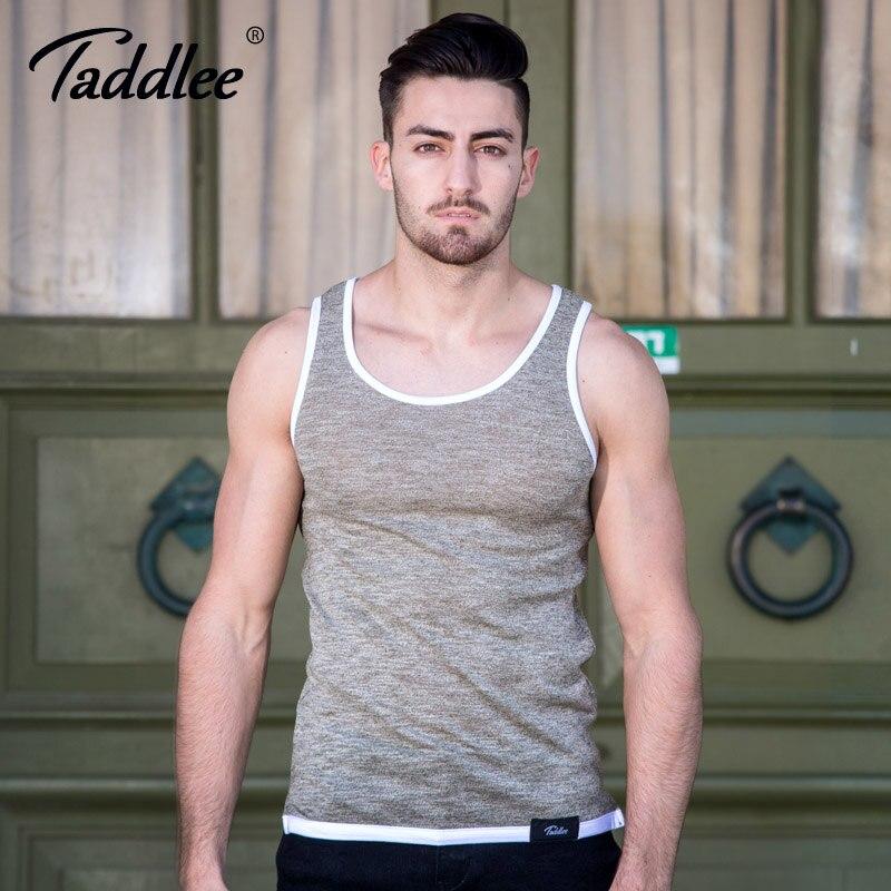 Taddlee ապրանքանիշ տղամարդկանց բամբակյա - Տղամարդկանց հագուստ