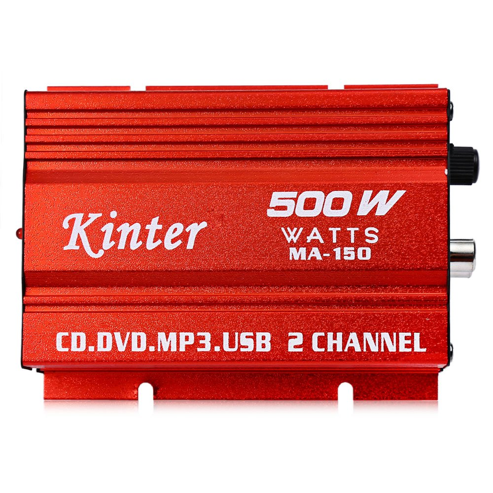 Kinter Ma 150 Mini Amplifier 5v Audio Amplifie 500w Hi Fi Stereo 500watt Power Circuit Schematic Diagram Booster Dvd Mp3 Speaker For Car Motorcycle In From Consumer