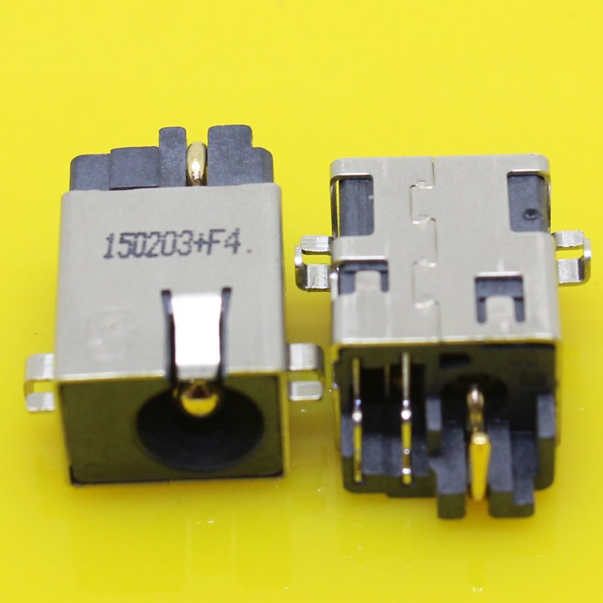 Cltgxdd New Power DC IN Jack,DC Power Jack Connector For Asus X501A X501A1 X501U DC Jack Without Cable