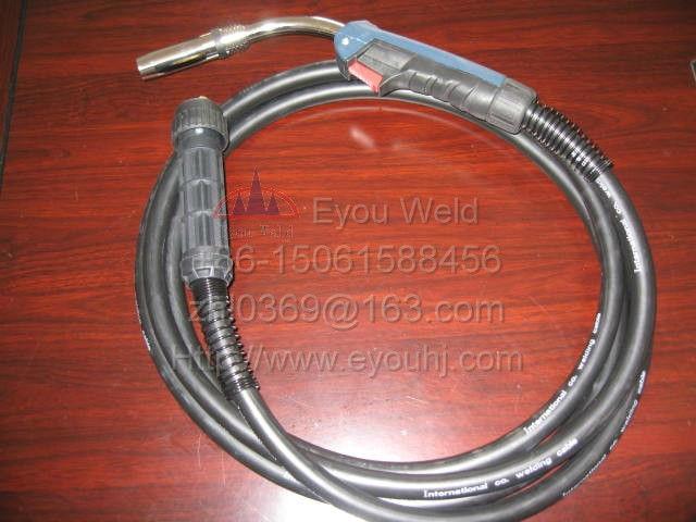 Binzel 36KD CO2 Welding Torch (Total Length 5M/16.4 feet) For 500A MIG/MAG Machine FREE SHIP все цены
