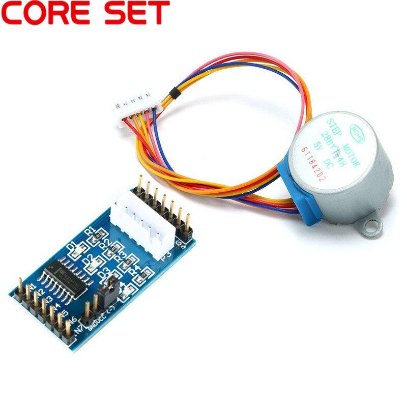 10PCS Stepper Motor Driver Board Module ULN2003 for 5V 28BYJ-48 Arduino