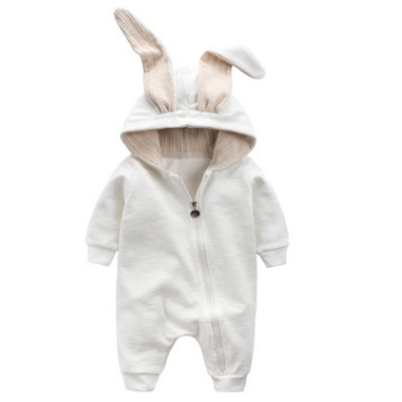 4197ac7a3d62 R Z Baby Jumpers 2017 New Spring Autumn Cute Cartoon Zipper Rabbit Infant Girl  Boy Jumpers Kids Baby Outfits Kids Clothes Tags