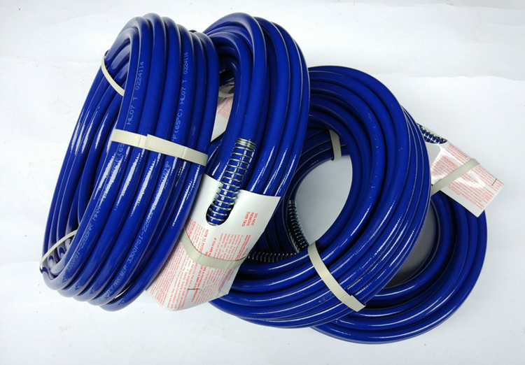 Tools : Professional Qulity  High pressure hose  BSP 3300Psi airless paint sprayer spare part paint sprayer hose paint sprayer