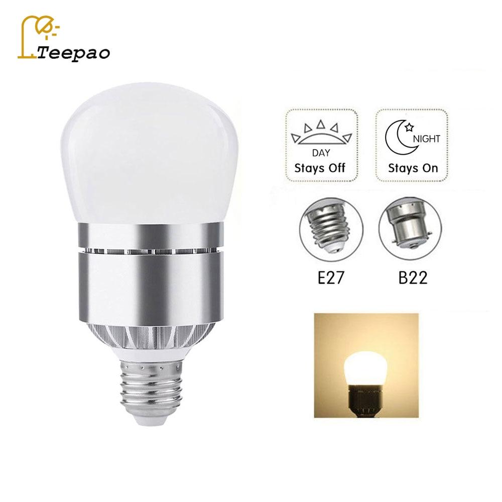 High Power Bombilla E27/B22 Led Lamp AC220V Led Bulb 12w Lampada LED Spotlights Table Light LED Energy Saving Lamp