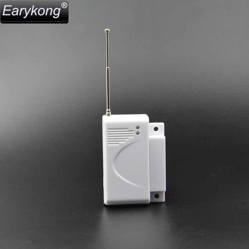 Image 2 - Магнитный детектор для дверей и окон Earykong, Беспроводная GSM сигнализация 433 МГц, открывающиеся двериdetectordetector gsmdetector alarm  АлиЭкспресс