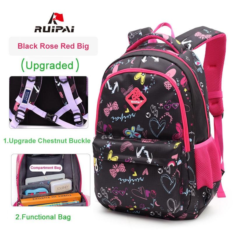 1cb6d60d218e RUIPAI Kids School Bags Children Backpacks Girls and Boys Backpack  Schoolbag Mochila bag Big Size Kids Baby Bags wholesale school bag children  backpacks ...