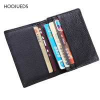 Name Card Holder Business Card Wallet 50pcs Slots Multifunctional Credit Card Holder HOOJUEDS