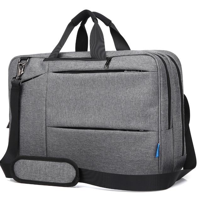 Convertible Laptop Bag 17 3 Inch Backpack Notebook Shoulder Messenger Case Handbag Business