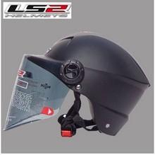 Genuine LS2 OF 158 Summer Helmet motorcycle helmet safety helmet wearable lens electric vehicles