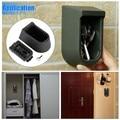 RS1035C Cifre Parete Metal Gioielli Safe metal Box Put Key Chiave Organizzare Casella Della Password Safety Storage Organizer