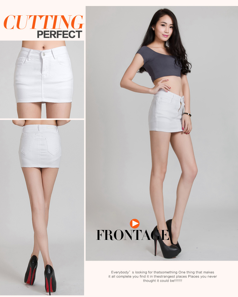 Images of Short White Skirts - The Fashions Of Paradise