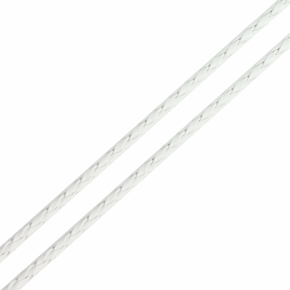 Купить кожаный шнур в оплетке для кожаных браслетов 10 м/лот 3 4 мм