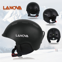 Lanova Ski Helmet Integrally Molded Men Women Snowboard Skating Skateboard Skiing Helmet