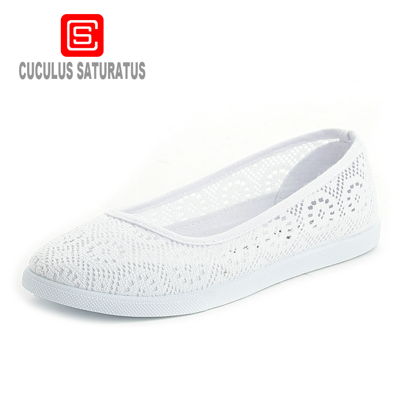 Cuculus Summer Women Shoes nurse shoes Casual Cutouts Lace Canvas Shoes Hollow Floral Breathable Platform Flat Shoes feminino436 summer women shoes casual cutouts lace canvas shoes hollow floral breathable platform flat shoe sapato feminino lace sandals