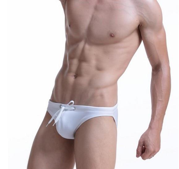 Swimwear Bikini Men Briefs Soft Low Rise Beachwear Briefs Swimwear Beach Underwear Spa Underpants Beachwear