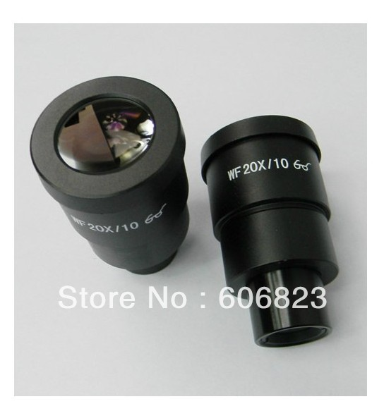 Brand New WF20X/10 Eyepieces for Zeiss Leica Olympus Nikon (30MM) but it was not made by olympus