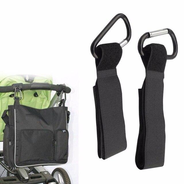 2 Stks Wandelwagen Haak Baby Luiertas Haak Baby Auto Buggy