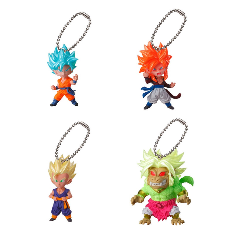 DragonBall SUPER UDM Ultimate Deformed Mascot The Best 25 SS Brolly Figure