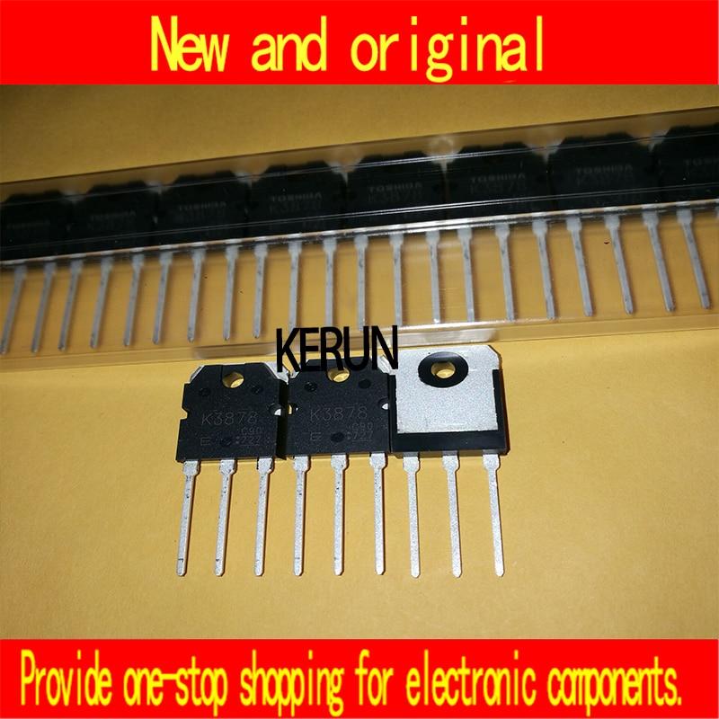 100 new original K3878 2SK3878 TO 3P
