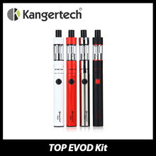 Original Kangertech TOP EVOD Starter Kit with Built-in 650mAh EVOD Battery & 1.7ml TOPTANK EVOD Tank Atomizer for Huge Vapor