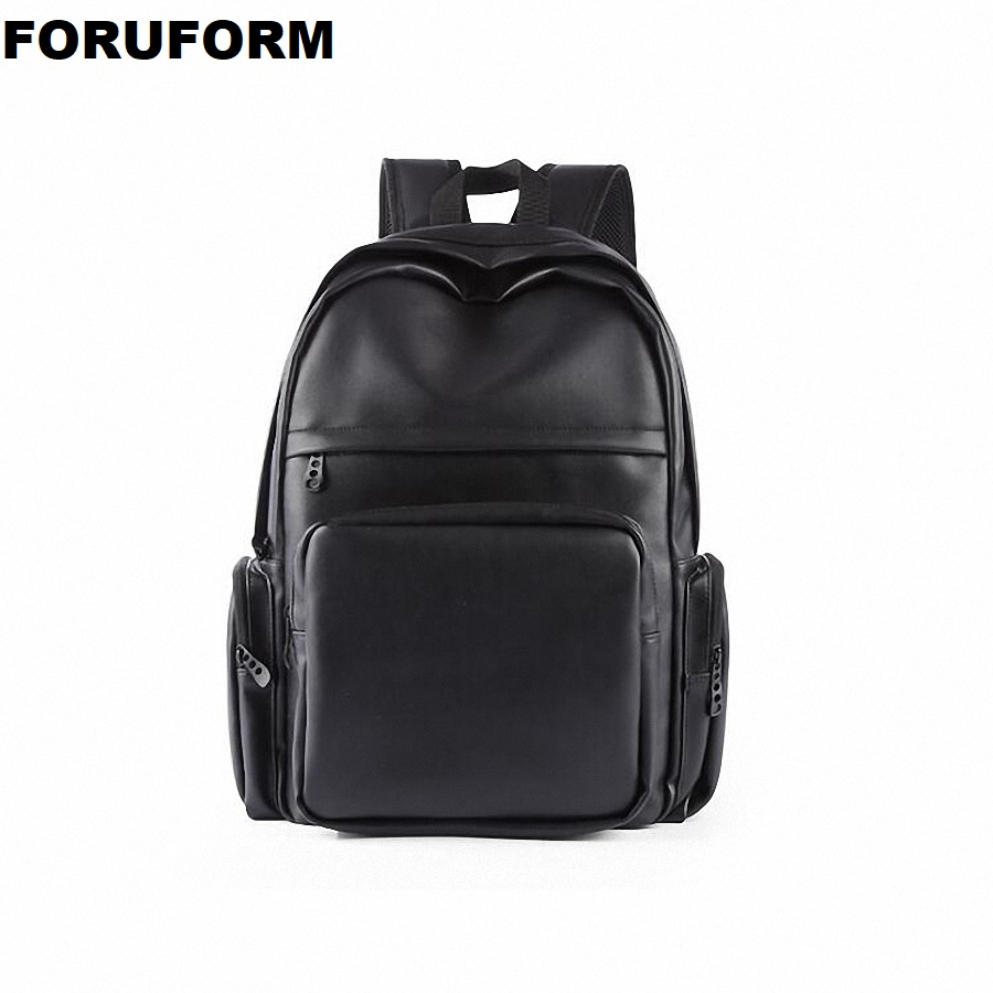 Fashion Men Backpack Mens Backpacks for Teenager Luxury Designer PU Leather Backpacks Male High Quality Travel Backpack LI-2491Fashion Men Backpack Mens Backpacks for Teenager Luxury Designer PU Leather Backpacks Male High Quality Travel Backpack LI-2491