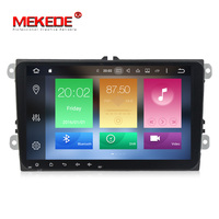 Wholesale! PX5 RK3688 Pure android 8.0 car gps dvd player for VW/Volkswagen/POLO/PASSAT/Golf/TOURAN/skoda fabia octavia