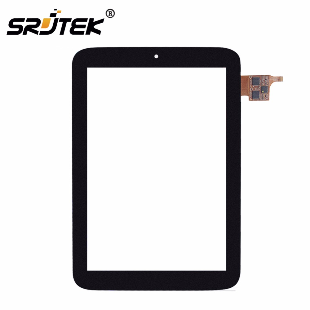 Srjtek For Lenovo IdeaTab S2109 Touch Screen Digitizer Sensor Glass Panel Tablet Replacement Parts High Quality S2019 Screen srjtek for lenovo tab2 tab 2 a8 50f a8 50lc touch screen panel digitizer sensor glass black and white 8 inch replacement parts