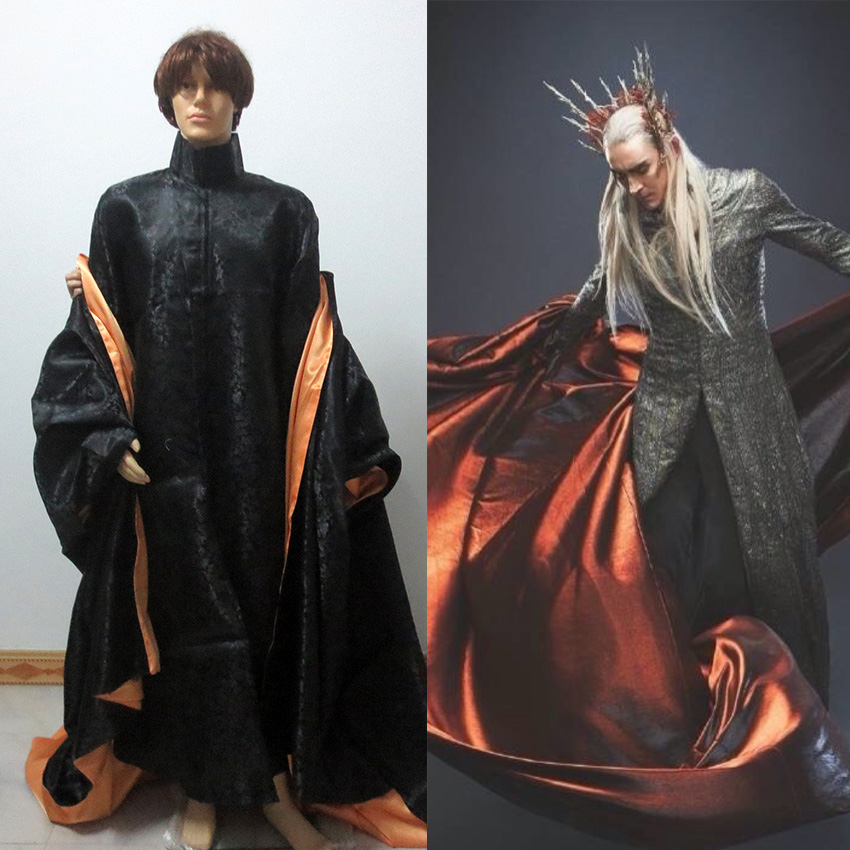 The Lord of the rings The hobbit Lee Pace Thranduil Cosplay costume Thranduil dress custom made