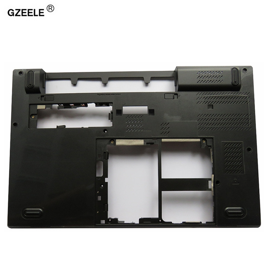 GZEELE Laptop Bottom Base Case Cover FOR Lenovo for Thinkpad T540 T540P W540 W541 Lower Case MainBoard Bottom Casing 00HM220 new case cover for lenovo g500s g505s laptop bottom case base cover ap0yb000h00