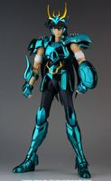 In Stock GREAT TOYS Shiryu EX V3 Final Dragon Draco Bronze Saint Seiya Myth Cloth Metal