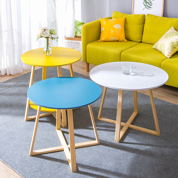 Nordic modernen kaffee tisch tisch wohnzimmer massivholz ...